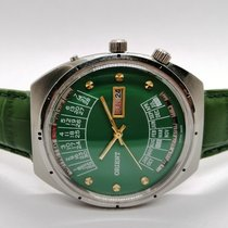 Orient G-49672-4C-PT Very good Steel 43mm Automatic India, Thane