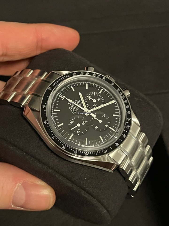 Omega Speedmaster Professional Moonwatch 311.30.42.30.01.006 2020 new