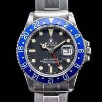 Rolex GMT-Master Steel 40mm Black United States of America, Massachusetts, Boston