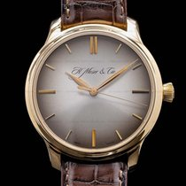 H.Moser & Cie. Rose gold Manual winding 37148 pre-owned United States of America, Massachusetts, Boston