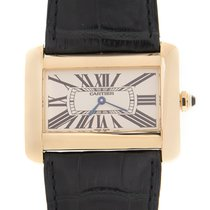 Cartier Tank Divan new 2021 Automatic Watch with original box and original papers W6300556
