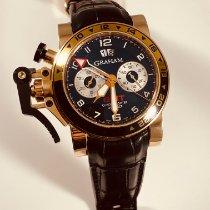 Graham Chronofighter Oversize Rose gold Black United States of America, Florida, Pompano Beach