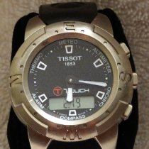 Tissot Touch Titanium 42mm Black No numerals United States of America, Pennsylvania, reading