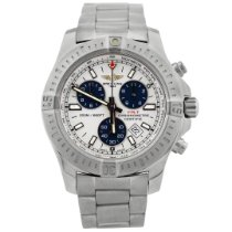 Breitling Colt Chronograph Steel 44mm White No numerals United States of America, California, Fullerton