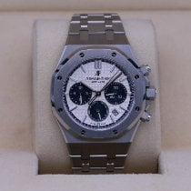 Audemars Piguet Royal Oak Chronograph Steel 38mm White No numerals United States of America, Tennesse, Nashville