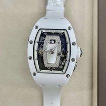 Richard Mille RM 037 RM 037 White Ceramic Nuevo Cerámica 52.63mm Automático