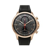 IWC Portuguese Yacht Club Chronograph Rose gold 45.4mm Grey Arabic numerals United States of America, Pennsylvania, Bala Cynwyd