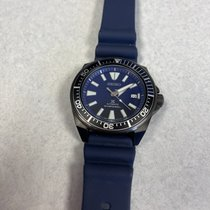 Seiko pre-owned Automatic Blue 20 ATM