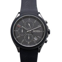 Hugo Boss Acero 44mm Cuarzo HB1513720 nuevo