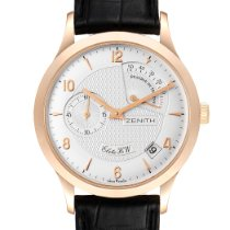 Zenith Elite Rose gold 37mm Silver Arabic numerals United States of America, Georgia, Atlanta