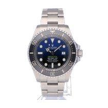 Rolex Sea-Dweller Deepsea 126660 Staal 43mm Automatisch