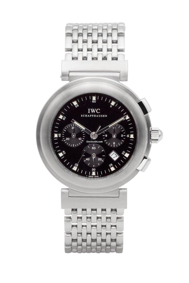 IWC Da Vinci Chronograph IW372805 подержанные