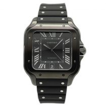 Cartier WSSA0039 Steel 2021 Santos (submodel) 40mm new