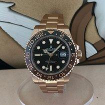 Rolex GMT-Master II Pозовое золото 40mm