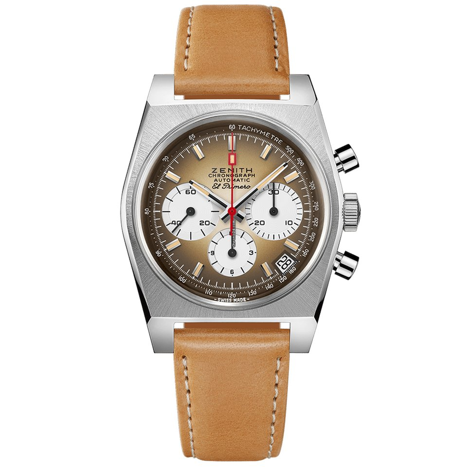 Zenith El Primero Chronomaster 03.A384.400/385.C855 new