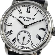 Patek Philippe Minute Repeater Platinum 38mm White Roman numerals