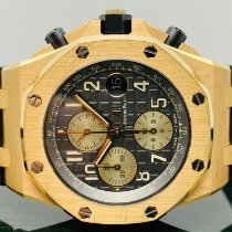 Audemars Piguet Royal Oak Offshore usados 44mm Negro Caucho