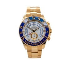 Rolex Yacht-Master II Yellow gold 44mm White United Kingdom, London