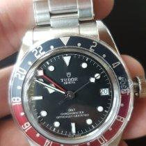 Tudor Black Bay GMT Steel Black No numerals Malaysia, Batu Pahat