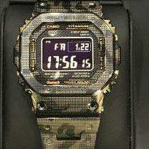 Casio G-Shock GMW-B5000TCM-1ER Novo Titânio 49.3mm Quartzo