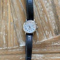 Maurice Lacroix Les Classiques Chronographe Stahl 40mm Weiß Deutschland, München