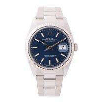 Rolex Datejust nieuw 2021 Automatisch Horloge met originele doos en originele papieren 126234