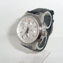 IWC Ingenieur Chronograph Titan 42mm Silber Keine Ziffern Deutschland, Karlsruhe