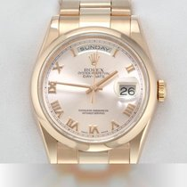 Rolex Or rose 2001 Day-Date 36 36mm occasion
