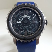 Fortis B-47 Steel 47mm Black