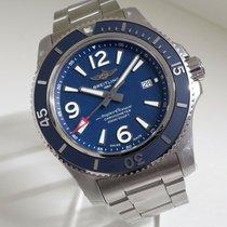 Breitling Superocean 44 новые 2020 Только часы 44 A17367