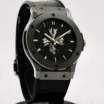Hublot Classic Fusion Ultra-Thin Cerámica 45mm Negro Sin cifras