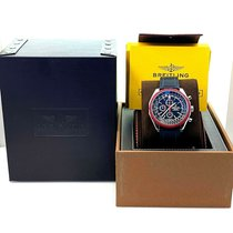 Breitling Chrono-Matic (submodel) new Automatic Chronograph Watch with original box and original papers