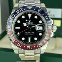 Rolex 116719BLRO White gold 2014 GMT-Master II 40mm pre-owned United States of America, North Carolina, Matthews