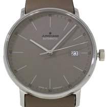 Junghans FORM A Steel 39.3mm Brown
