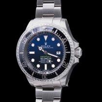 Rolex Sea-Dweller Deepsea Acciaio 44mm Blu Senza numeri Italia, arezzo