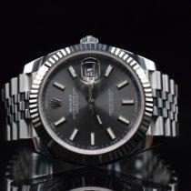 Rolex 126334 Ocel 2020 Datejust 41mm nové