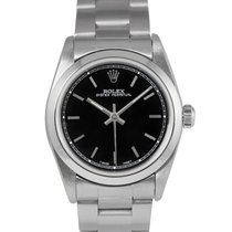 Rolex Oyster Perpetual 31 Acero 31mm Negro