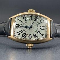 Franck Muller Secret Hours Pозовое золото 38mm Cеребро
