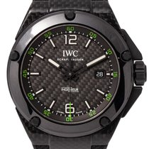 IWC Carbon Automatik Schwarz Arabisch 46mm neu Ingenieur Automatic