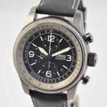 Oris Big Crown X1 Steel 46mm Black Arabic numerals United States of America, Ohio, Mason