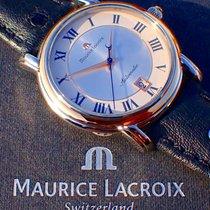 Maurice Lacroix Pontos Date Arany/Acél 38mm Ezüst Római