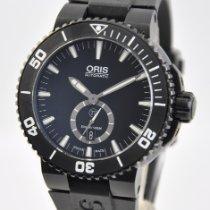 Oris Aquis Titan Titanium 46mm Black No numerals United States of America, Ohio, Mason