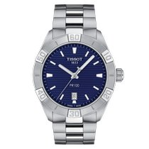 Tissot PR 100 Steel 42mm Blue