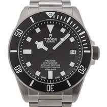 帝舵 Pelagos 25600TN-0001 全新 钛 自动上弦