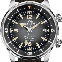 Milus Steel Automatic MIH.01.001 new
