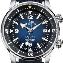 Milus Steel Automatic MIH.01.002 new