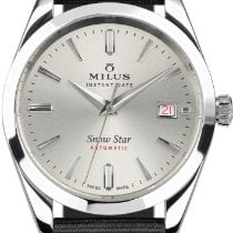 Milus Steel Automatic MIH.02.001 new