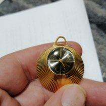 Slava Gold/Steel 30.1mm Manual winding pre-owned