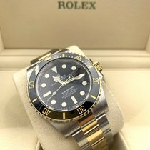 Rolex Submariner Date Gold/Steel 41mm Black No numerals United States of America, Florida, Coconut Creek