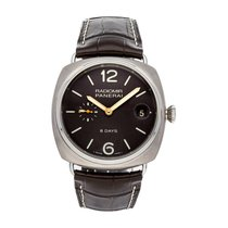 Panerai Radiomir 8 Days Titanium 45mm Brown United States of America, Pennsylvania, Bala Cynwyd